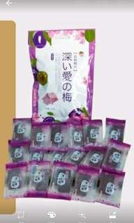 漂漂紫蘇梅片