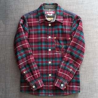 JUNYA WATANABE MAN Comme des Garcons x Levi's CHECK SHIRT Jacket
