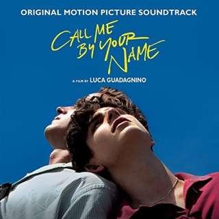 原聲大碟 Call Me By Your Name 以你的名字呼喚我 CD 2018 (包郵)