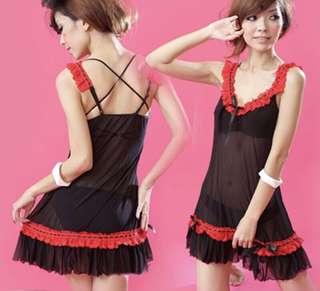 Japanese Lingerie Dress