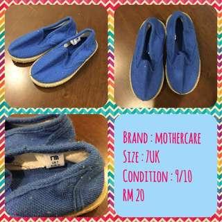 Striking Blue Boy Shoes #20under