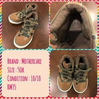 Army Pattern Shoes #mothercare
