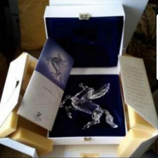 Swarovski 水晶擺設 Pegasus
