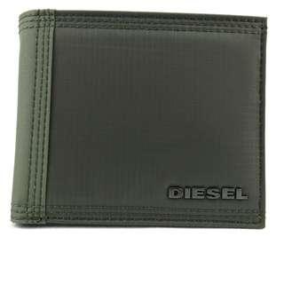 Diesel Men wallet(100% Original / REAL) goods in stock X01401-PR520-T7434 軍綠色 AMRY