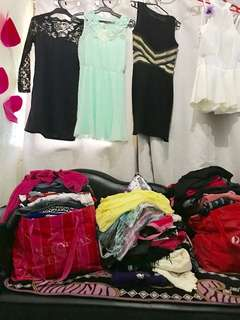 Pre-loved Imported Women's Wear