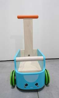 Plan Toys 木製學行車