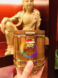 泰國佛牌 - 招財錢桶