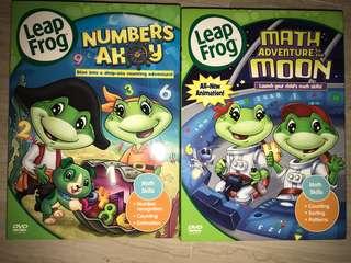 Leap Frog DVD