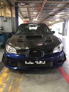 Subaru Impreza WRX 2.5 Manual STi