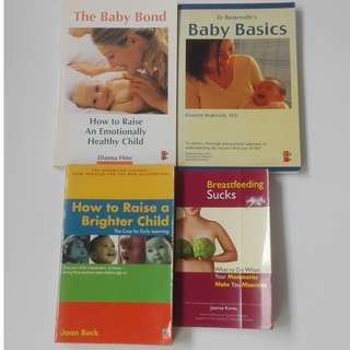 Baby and Parenting Books