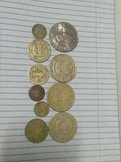 old coins collectible