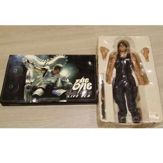 {limited edition} Jay Chow Figure and CDs