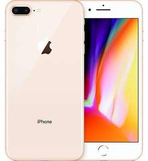 IPhone 8 Plus 64Gb Gold (Kredit Tanpa CC Proses 3 Min)