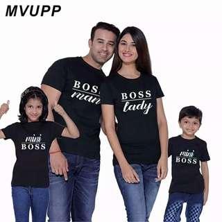 APR 18 FAMILY SHIRT (DLR)