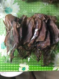 Dried pusit fresh from mindoro