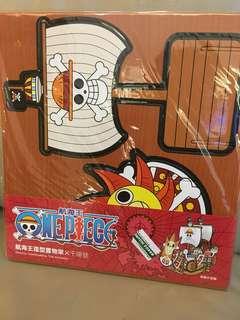 海賊王One Piece 烈陽號