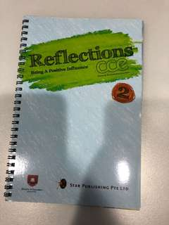 ; cce reflection book 2