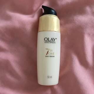 Olay daily serum