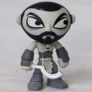 Funko Mystery Mini Khal Drogo Exclusive Gray Edition Game of thrones