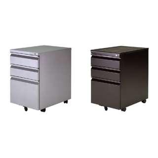 Office furnitures - Mobile pedestal - metal top
