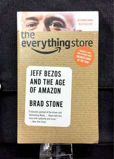 # Highly Recommended《Bran-New + 2017 The Richest Man In The World + The Biography & The Making of Amazon Success》Brad Stone - THE EVERYTHING STORE: Jeff Bezos and the Age of Amazon