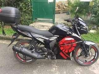 Yamaha SZ 2013 model 150cc
