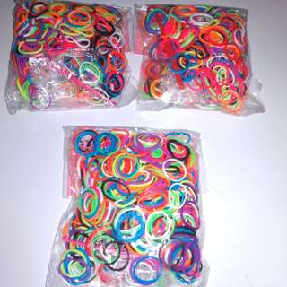 $5 for all Rainbow Loom Bands