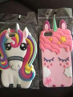 Iphone 7 Casing ( Unicorn  Design )