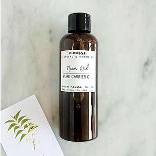 Pure Neem Oil (50/100ml)