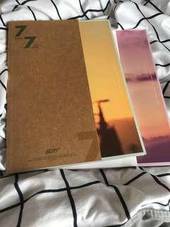 got7 7of7 專輯