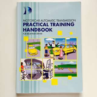Driving Handbook (automatic cars) from Bukit Batok Driving Centre