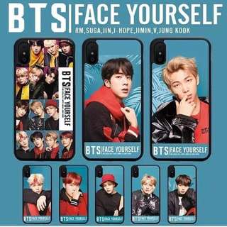 BTS Face Yourself Phone Case