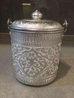 Silver Tiffin