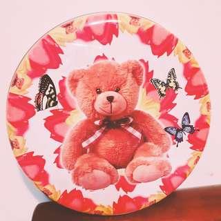 🚚 小熊曲奇餅乾鐵盒