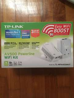 TP-Link Wifi Extender AV500 Powerline