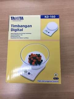 TANITA - Timbangan Digital KD-160