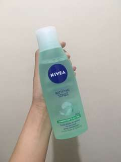 Refreshing, Mattifying toner