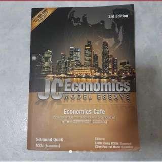 A-level Economics model essay