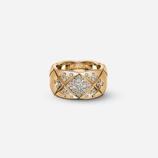Chanel Coco Crush Diamond Ring