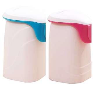 磁吸式倒掛刷牙杯 x 2個