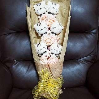 BN Pusheen Cats Bouquet