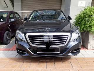 Mercedes Benz S400 for rent