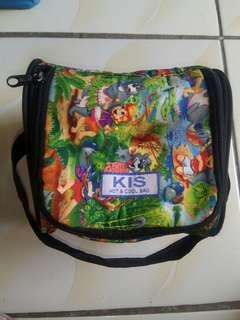 Hot and cool bag/tas asi