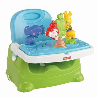 Fisher Price W9432 Discover 'n Grow Busy Baby Booster