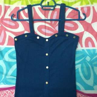 Blue Bodycon Dress #20under
