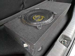 Woofer suitable for alza, avanza