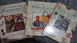 Paper Craft books
