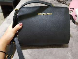 Michael Kors small selma bag