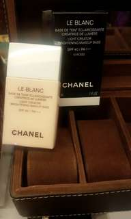 CHANEL LE BLANC 30ml (Rose)