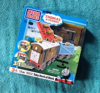 Mega blocks (Thomas & friends)